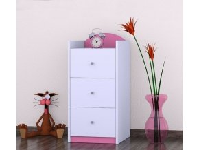 Komoda Happy Pink K01