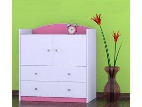 Komoda Happy Pink K07