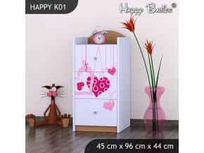 Komoda Happy Buk K01