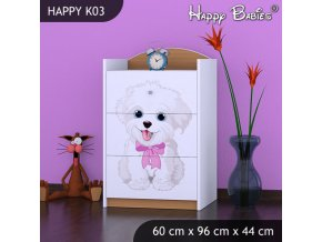 Komoda Happy Buk K03
