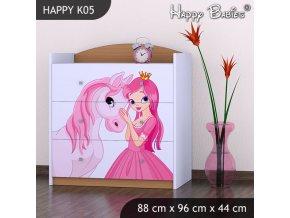 Komoda Happy Buk K05