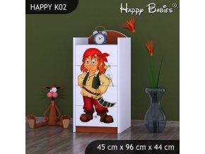 Komoda Happy Calvados K02