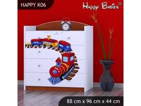Komoda Happy Calvados K06