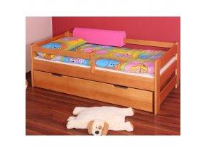 LTD F 160x70 Jelša detská posteľ