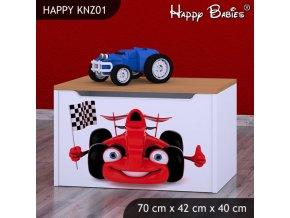 Truhlica Happy Buk KNZ01