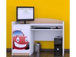 Písací stôl Happy Hruška B06