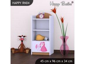Regál Happy Buk RN04