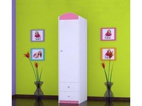 Skriňa Happy Pink SZ01-A