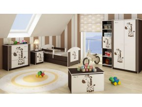 Detská izba Braz žirafa 3ks