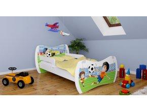 Detské postele DREAM biela 160x80