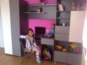 Študentská detská izba Tomi Sivá