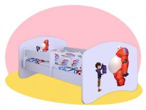 Hobby Veľká šestka - postele pre deti 140x70