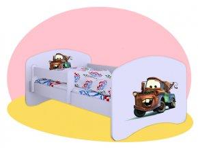 Hobby Mater Autá - posteľ pre deti 140x70