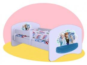 Hobby posteľ Frozen 160x80