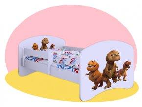 Hobby Good Dinosaur detská posteľ 160x80