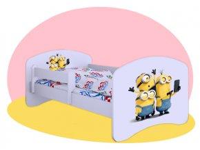 Hobby Mimoni postele pre deti 160x80