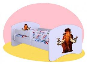 Detská posteľ Hobby Doba ľadová 180x90
