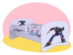 Optimus Prime posteľ 180x90