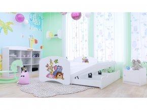 Rozkladacia posteľ Happy P2 200x90
