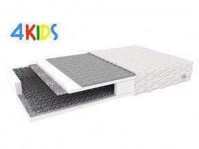 Pohánkový matrac Bambino Normal 200x90x13