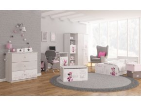 Kancelársky stôl pre deti Minnie Paris