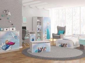 Disney Frozen Max X detská izba (3 ks)