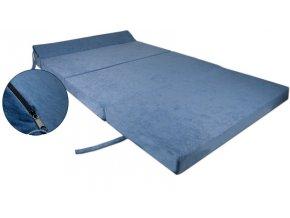 Rozkladací matrac/fotel 200x120x10 - viac farieb