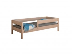 Detská posteľ MIX 200x90 Dub bielený