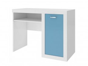 Filip Color písací stôl modrý