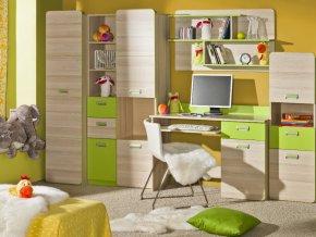 Študentská izba LUCAS 1 - zelená