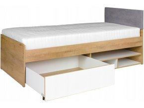 Detská posteľ 200x90 Nixo 7 - viac farieb